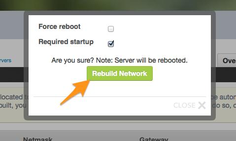 Rebuild Network
